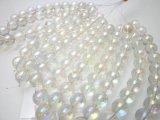 レインボーオーラ水晶10mm丸玉10個セット